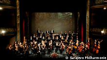 Sarajevo Philharmonie - Lichtturm der Geschichte