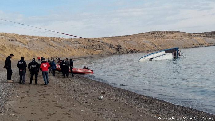 Türkei | Bootsunglück auf dem Van See