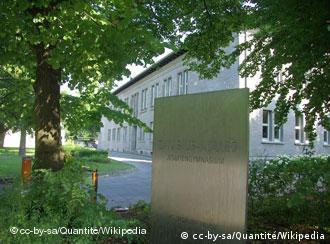 View of the Jesuit Canisius school in Berlin