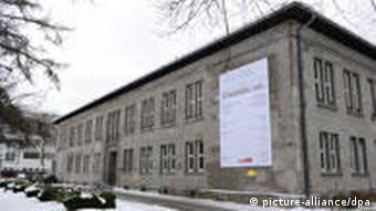 Das Gebäude des Canisius-Kolleg Jesuitengymnasiums in Berlin (Foto: dpa)