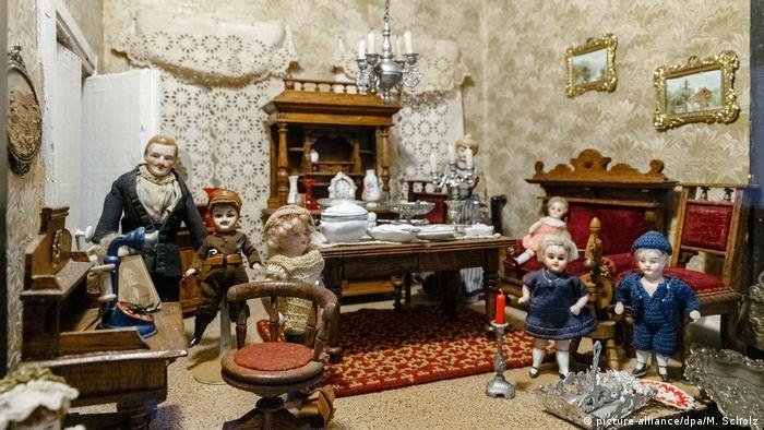 Гамбургский музей кукол