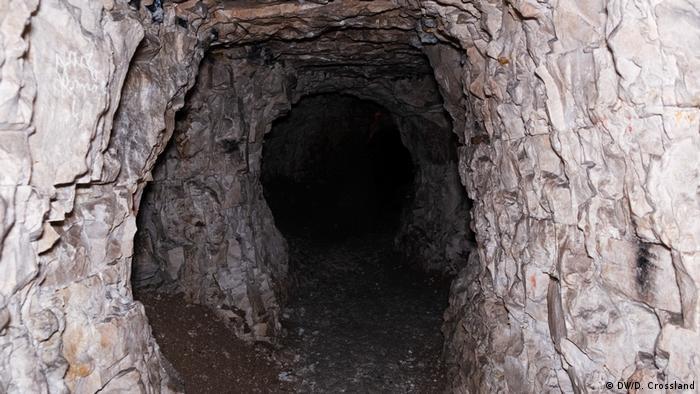 Entrada de um túnel