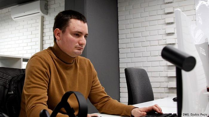 Serbien Startup-Center in Nis | Vladan Trkulja