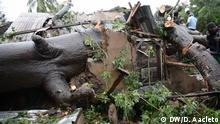 Mosambik Überschwemmung in Pemba