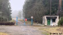 Weißrussland Begoml | mutmaßlicher Ort Bestattung Oppositionelle