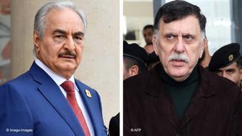 Θα δεχθούν να συνμομιλήσουν οι δύο αντίπαλοι ισχυροί άνδρες της Λιβύης στο Βερολίνο;