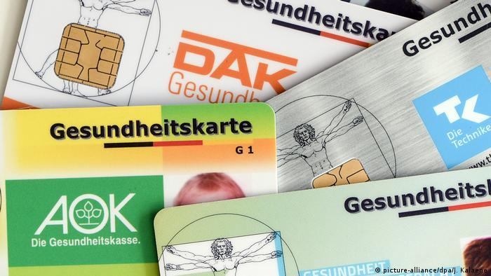 التأمين الصحي أساسي في ألمانيا وخاصة للطلاب كونهم من أصحاب الدخل المتدني