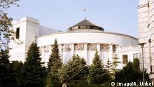 Polen: Parlamentsgebäude in Warschau