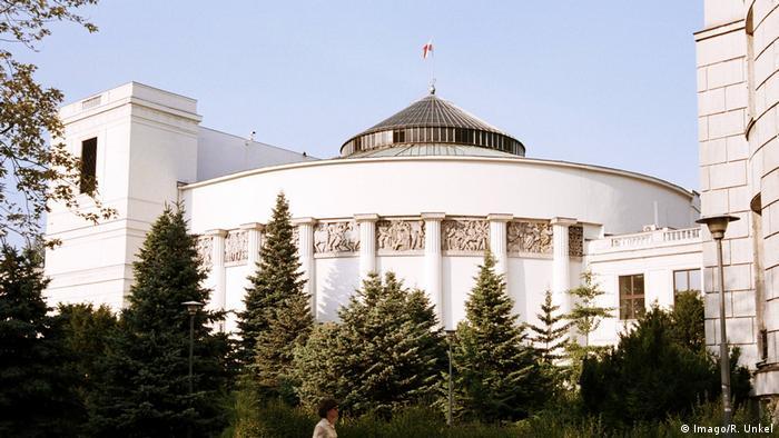 The Polish Parliament