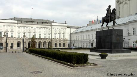 Αναβολή για τις πολωνικές προεδρικές εκλογές
