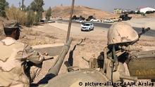 Irak Kirkuk Kurden-PKK