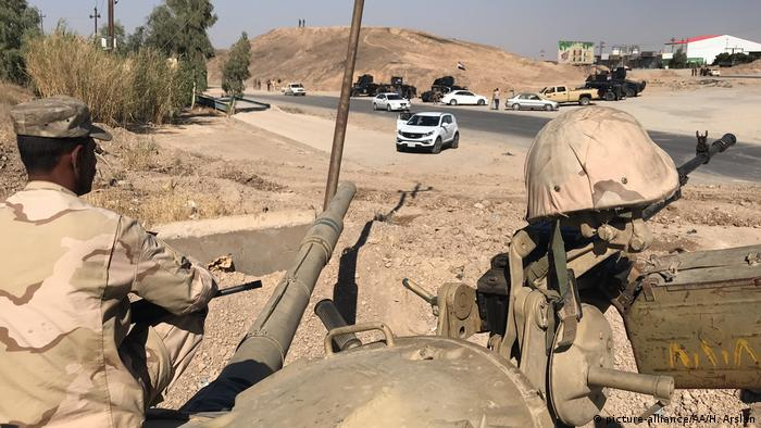 Image result for Kirkuk, ataque