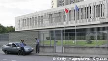 Russland: Polnische Botschaft in Moskau