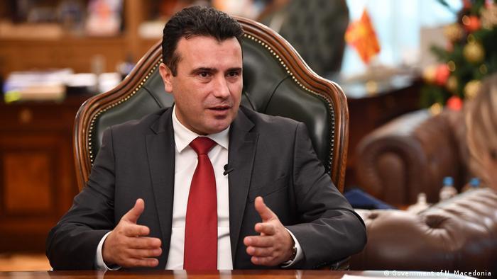 Nord-Mazedonien: Interview mit Premierminister Zoran Zaev
