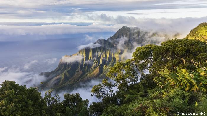 USA: Kalalau Valley - Koke'e State Park - Kauai - Hawaii