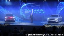 Die Türkei enthüllt den Prototyp des ersten einheimischen Autos