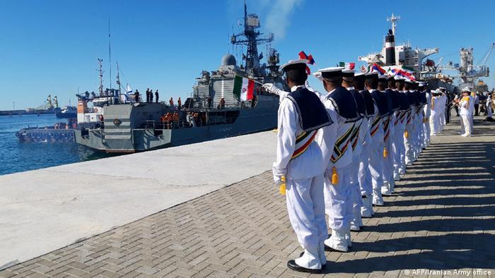 China, Russland und Iran beginnen gemeinsame Marineübungen