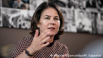Berlin | Grünen Bundesvorsitzende Annalena Baerbock