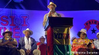 Guinea Bissau Domingos Simões Pereira Präsidentschaftskandidat