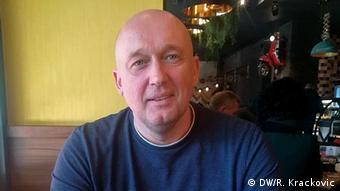 Analitičar Boris Marić