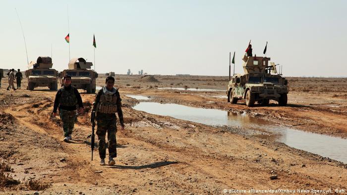 Afghanistan | Militäroperation in Marja