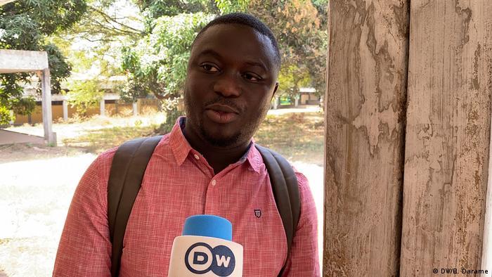 Guinea-Bissau Saturnino de Oliveira, Aktivist
