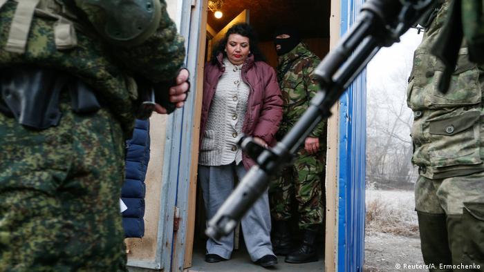 Gefangen in der Ostukraine