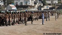 Jemen al-Dhalea Anschlag auf Militärparade