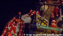 Italien | Rettungsschiff Alan Kurdi