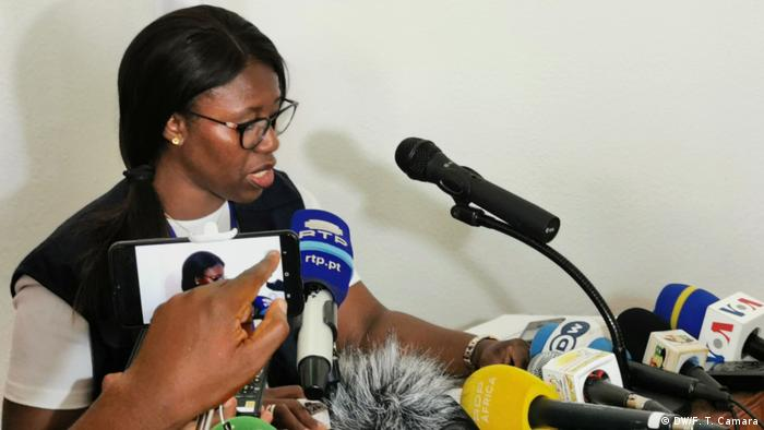 Guinea Bissau Präsidentenwahl | Felisberta Moura Vaz