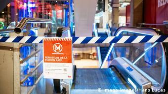 Κλειστές πολλές στάσεις του μετρό τις τελευταίες έξι εβδομάδες