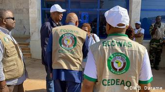 Guinea-Bissau Wahl 2019 | Wahlbeobachter der ECOWAS in Bissau