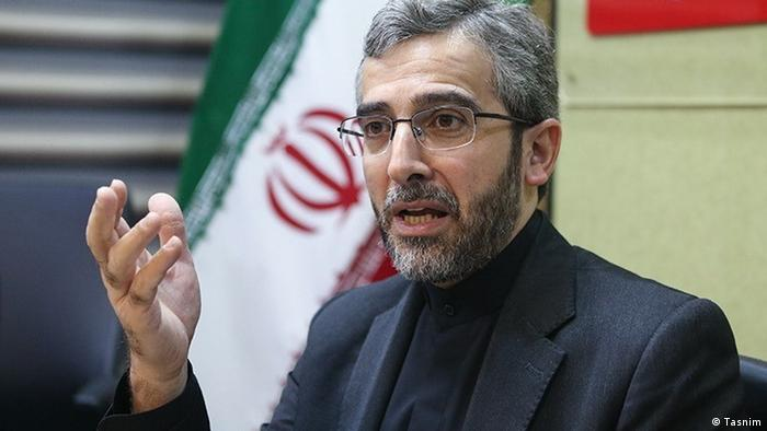 انتصاب علی باقری کنی به عنوان معاون سیاسی وزارت امور خارجه جمهوری اسلامی