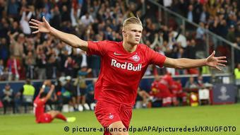 Österreich | Fuballer des Jahres 2019 | Erling Haaland (FC Red Bull Salzburg)