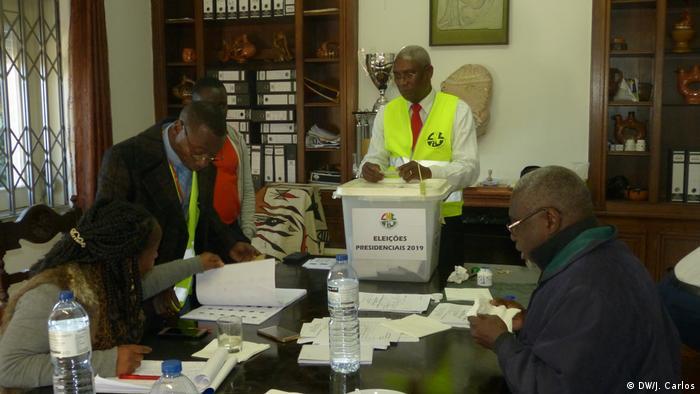 Portugal - Guinea-Bissau Wahl 2019