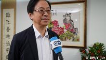 pic name:Taiwan KMT vice president candidate Chang San-cheng time:2019/12/18 place: Taipei photographer:Yan Jun keyword:Taiwan, KMT, Presidential election copyright: DW