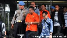 Indonesien Kriminalität l Verdächtige - Säureangriff auf Novel Baswedan