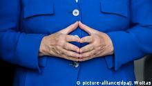 Angela Merkel | Geste