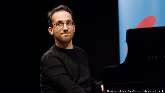 Star pianist Igor Levit: You can't just flee to the moon