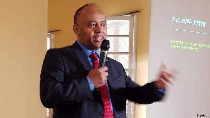 Äthiopien | Judo mit Dr. Tsegahe Degneh