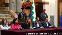 Bolivien weist Diplomaten aus Mexiko und Spanien aus