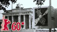 Symbolbild Berlinale 60 Jahre