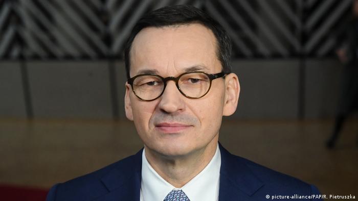 Прем'єр Польщі Матеуш Моравецький