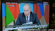 Putins Äußerungen zu Polen und dem Zweiten Weltkrieg lösen einen Sturm aus