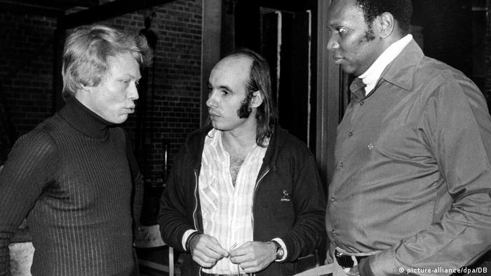 Harry Kupfer Probe in Bayreuth 1978