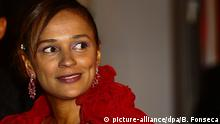 Isabel dos Santos of Angola