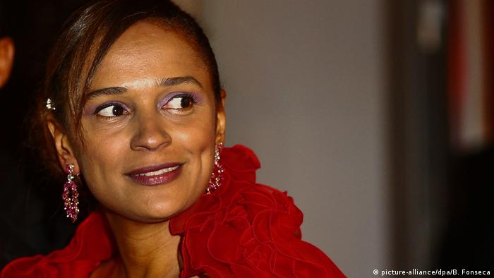 Isabel dos Santos of Angola (picture-alliance/dpa/B. Fonseca)