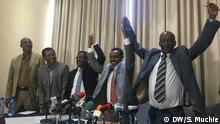 31.12.2019*** Drei politische Parteien haben sich darauf verständigt, gemeinsam an der Bewahrung der nationalen Existenz Äthiopiens zu arbeiten