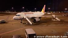 Streik bei Germanwings - Köln