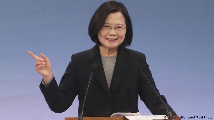 Taiwan | Tsai Ing-wen